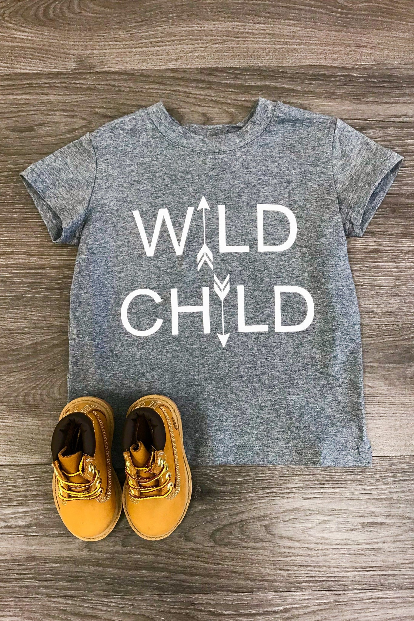 Wild Child Boy's T-shirt