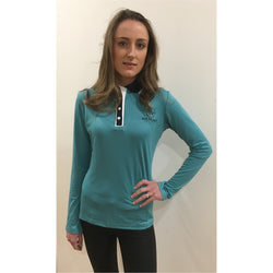 Hannah Long Sleeve Teal