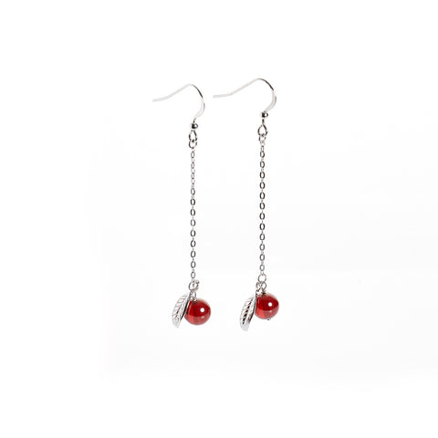 Berry on a String Earring - Swedish Berries