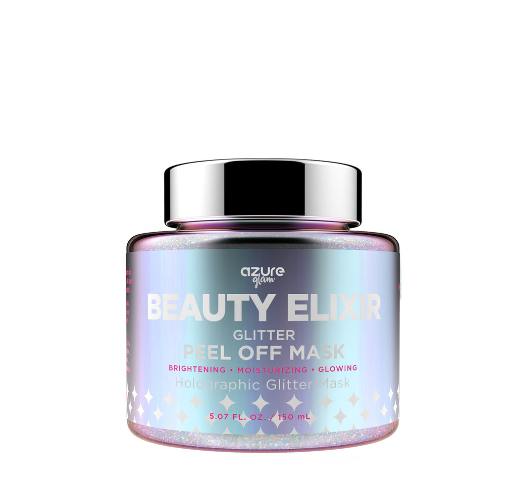 Beauty Elixir Holographic Glitter Mask