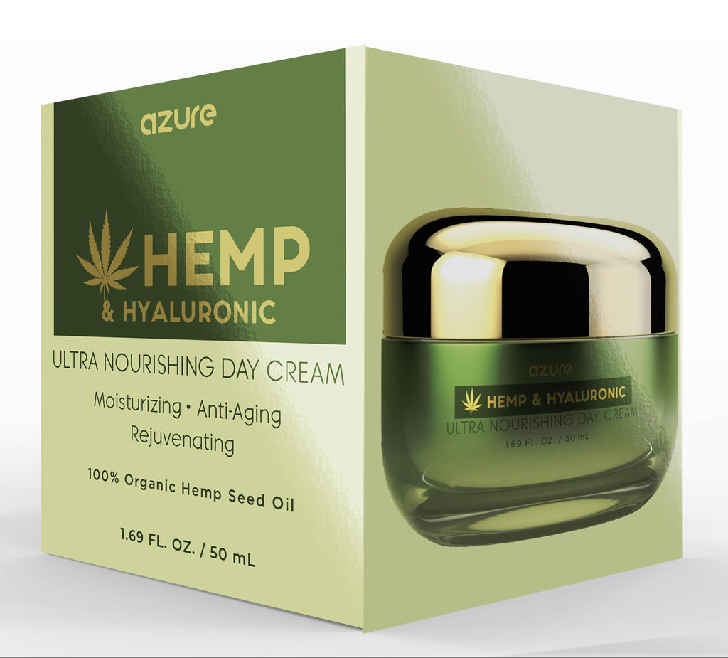 Hemp and Hyaluronic Ultra Nourishing Day Cream