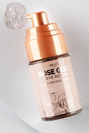 Rose Gold Luxury Anti-Aging Eye Serum