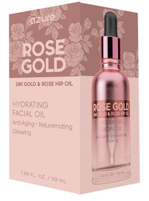 Rose Gold Hydrating Facial Oil