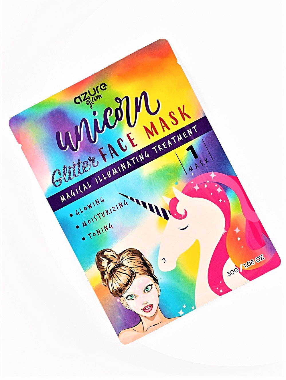 Glitter Sheet Mask - Korean Mask Set