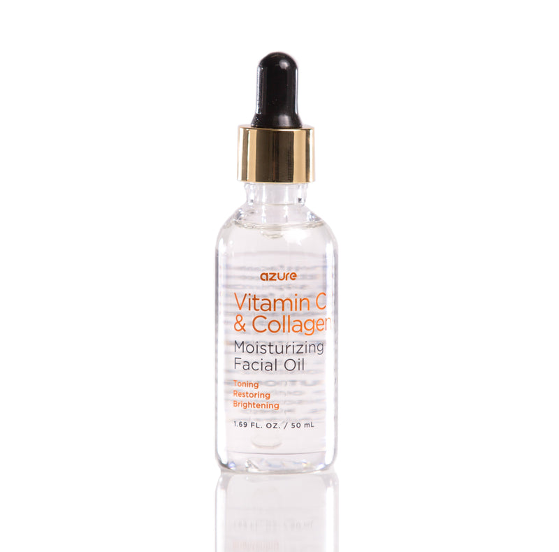 Vitamin C and Collagen Moisturizing Facial Oil