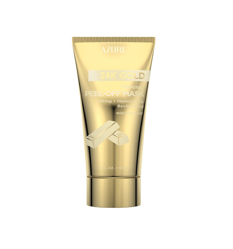 24K Gold Firming Peel Off Face Mask