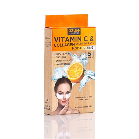 Vitamin C & Collagen Eye Pads