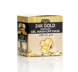 24K Gold Firming Sparkling Gel Wash-off Mask