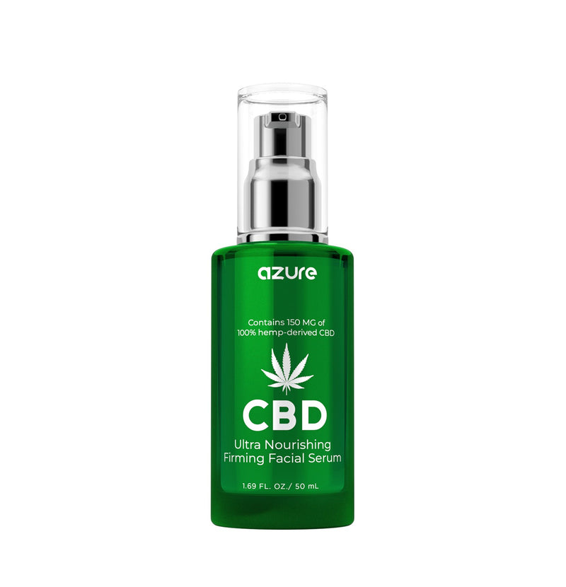 CBD Firming Facial Serum - Topical CBD