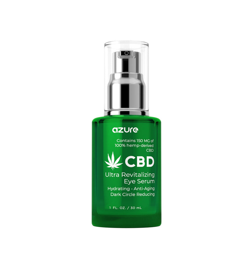 CBD Ultra Revitalizing Eye Serum