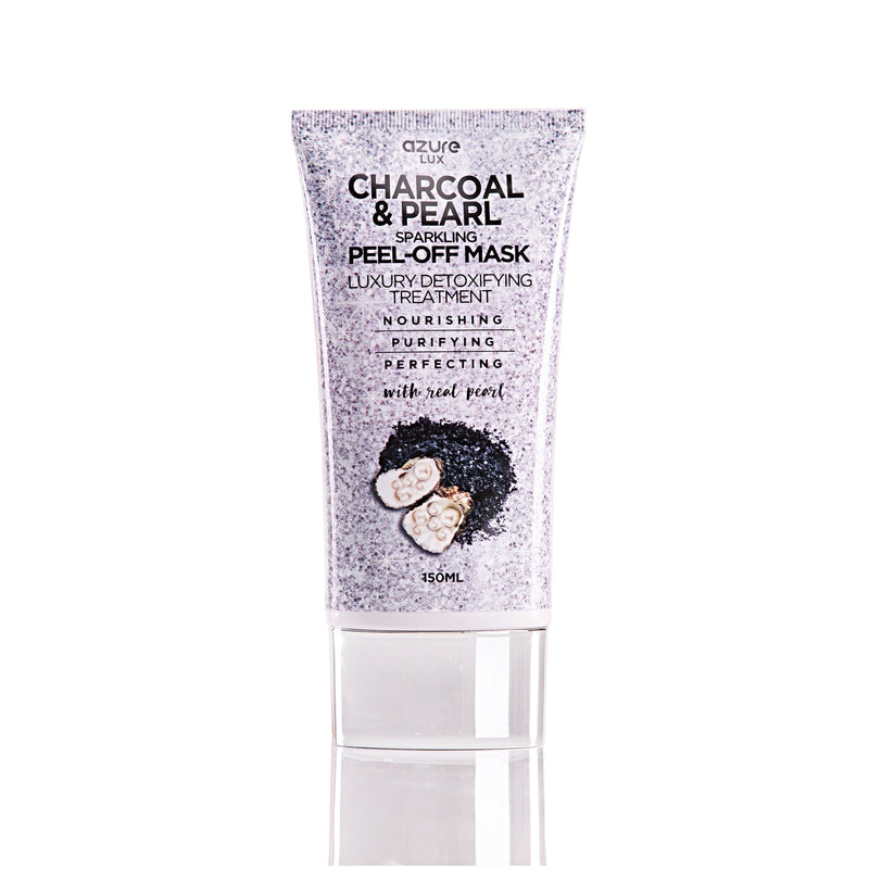 Charcoal and Pearl Detoxifying Sparkling Peel-off Mask