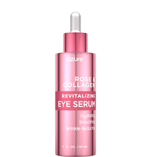 Rose and Collagen Revitalizing Eye Serum - Best Eye Serum