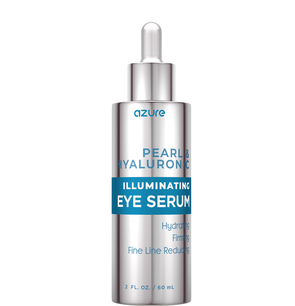 Pearl and Hyaluronic Illuminating Eye Serum - Best Eye Cream