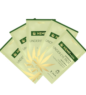 Hemp and Rose Nourishing Under-Eye Pads