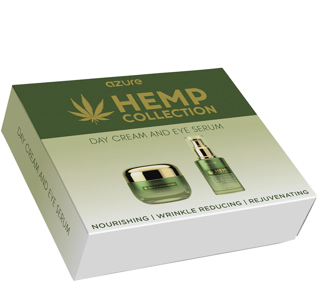 HEMP COLLECTION GIFT SET: DAY CREAM & EYE SERUM