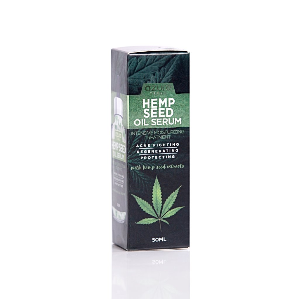 Hemp Seed Sparkling Oil Serum