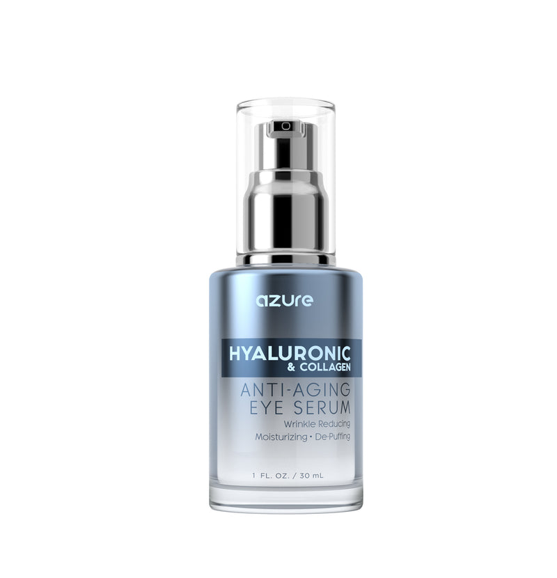 Hyaluronic and Collagen Eye Serum - Anti-Aging Skincare