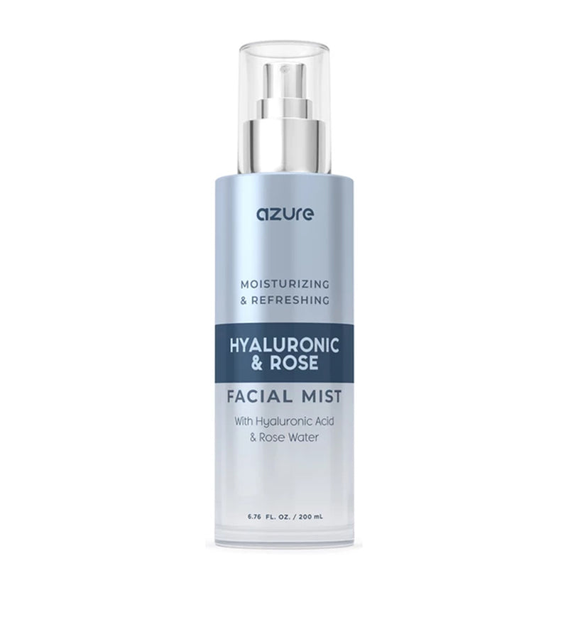 Hyaluronic Acid and Rose Moisturizing and Refreshing Facial Mist