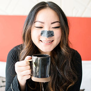 Charcoal & Tea Tree Deep Cleansing Nose Strips