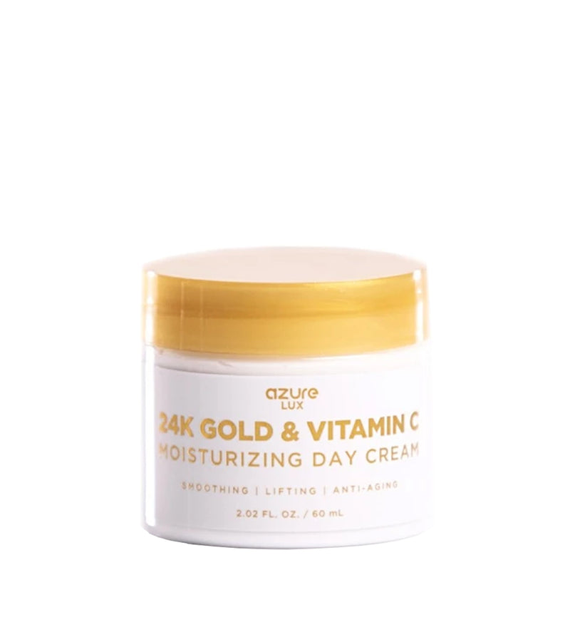 24K Gold & Vitamin C Luxury Moisturizing Day Cream