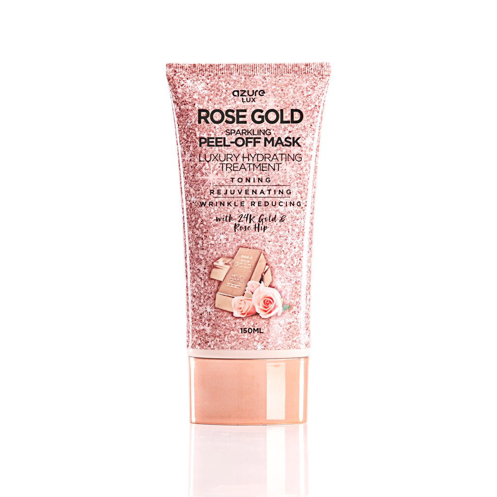 Lux Rose Gold Peel Off Face Mask