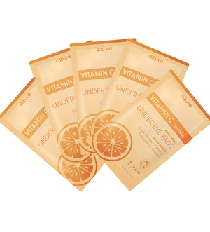 Vitamin C and Retinol Moisturizing Under Eye Pads