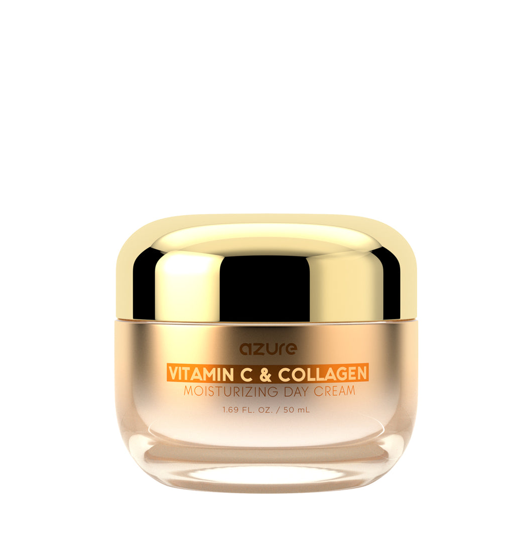 Vitamin C and Collagen Moisturizing Day Cream - Face Creams