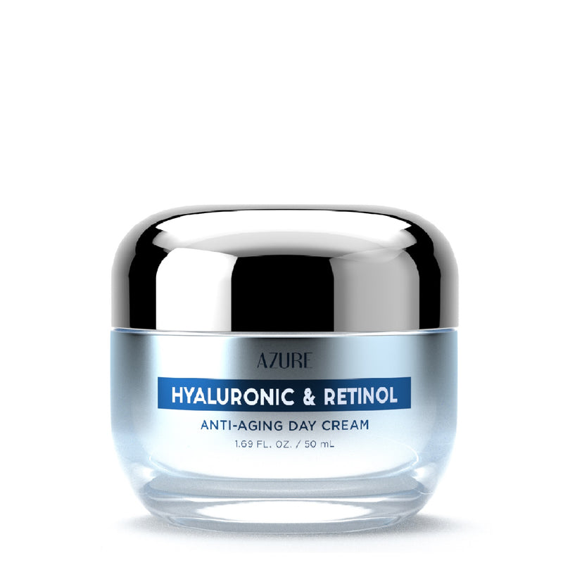 Hyaluronic and Retinol Anti-Aging Day Cream