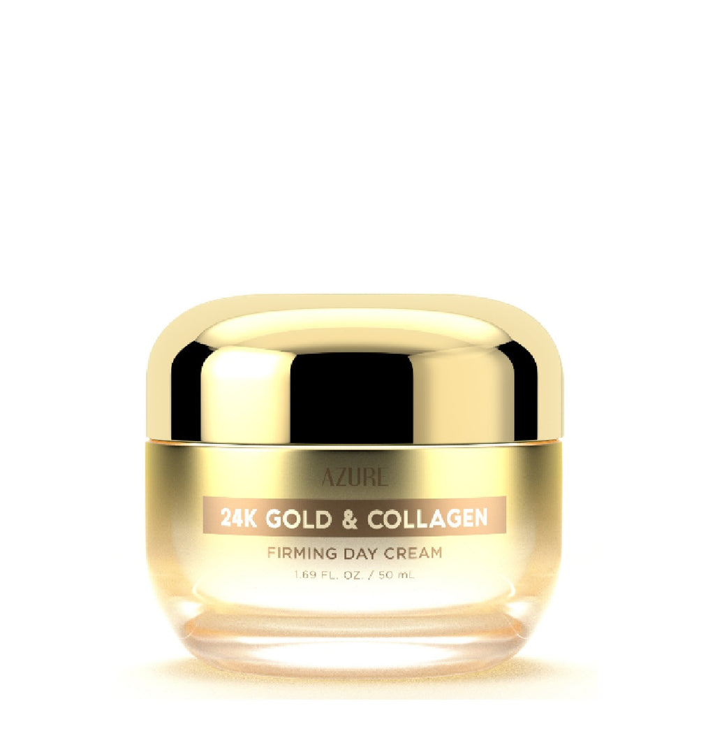 24K Gold and Collagen Firming Day Cream
