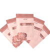 Rose and Collagen Hydrating Sheet Face Mask: 5 Pack