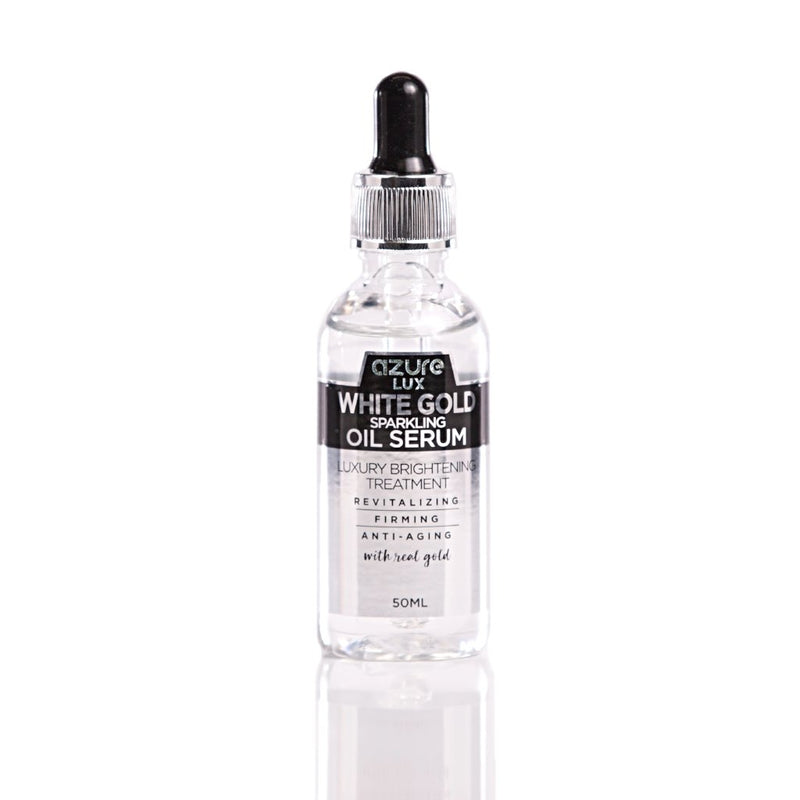 White Gold Luxury Sparkling Oil Serum
