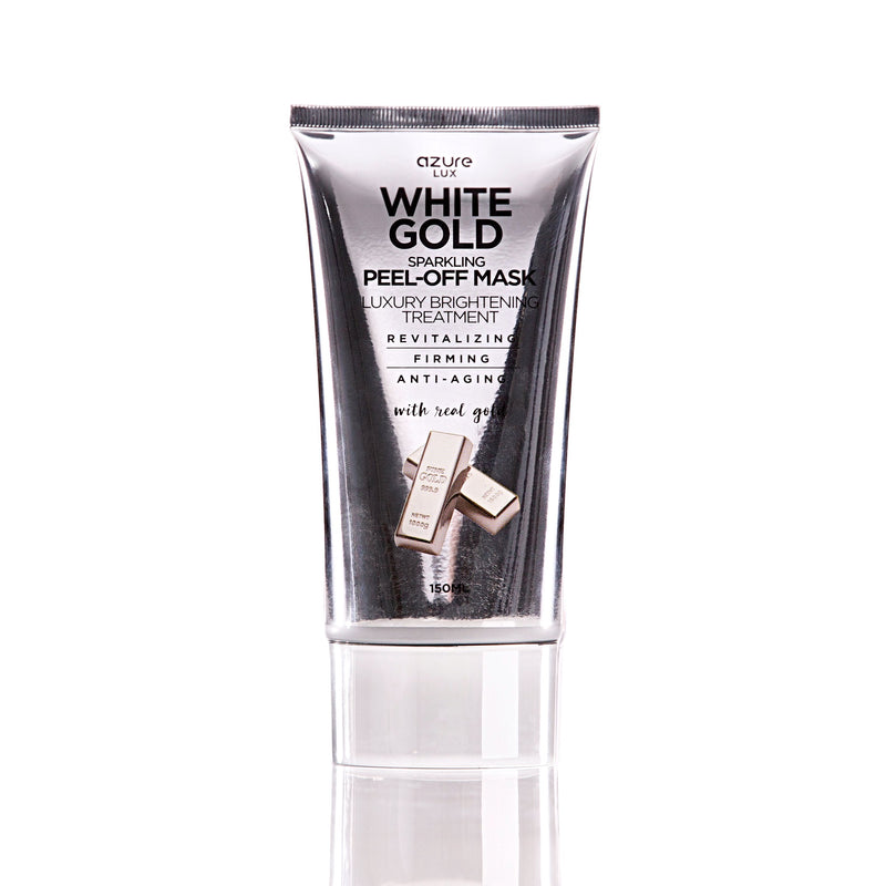 White Gold Sparkling Peel-Off Mask