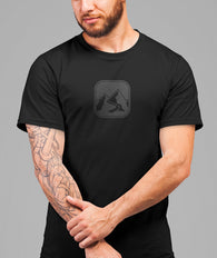 "Black ""Stealth"" Tee"