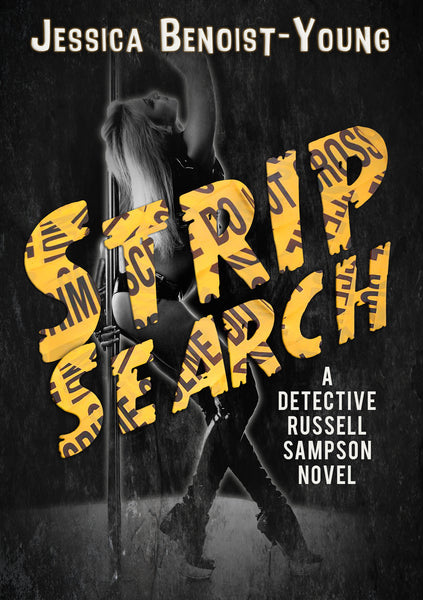 Autographed Paperback, 'Strip Search'