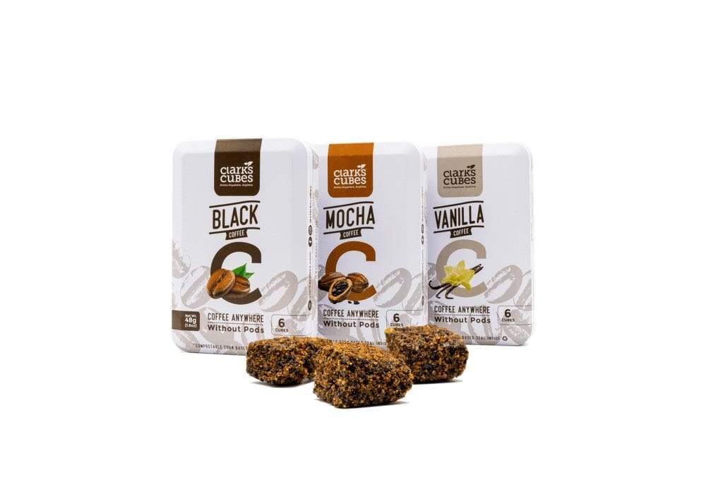 Variety Pack Travel Tin Cubed Coffee - 3 Pack (18 cubes)