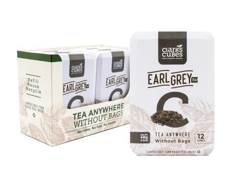 Earl Grey Tea - Travel Tin 6 pack (72 cubes)