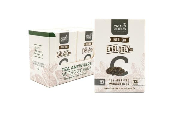 Earl Grey Tea - Refill Box 6 Pack (72 cubes)
