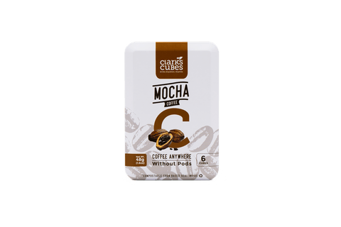 Mocha Coffee - Travel Tin 6 Pack (36 cubes)