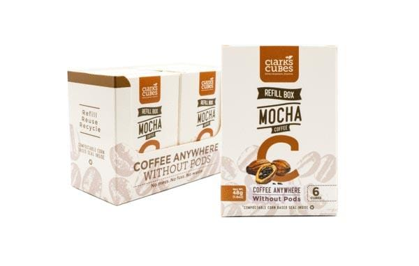 Mocha Coffee - Refill Box 6 Pack (36 cubes)