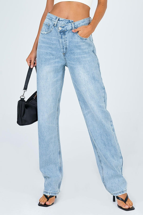 Asymmetric Denim