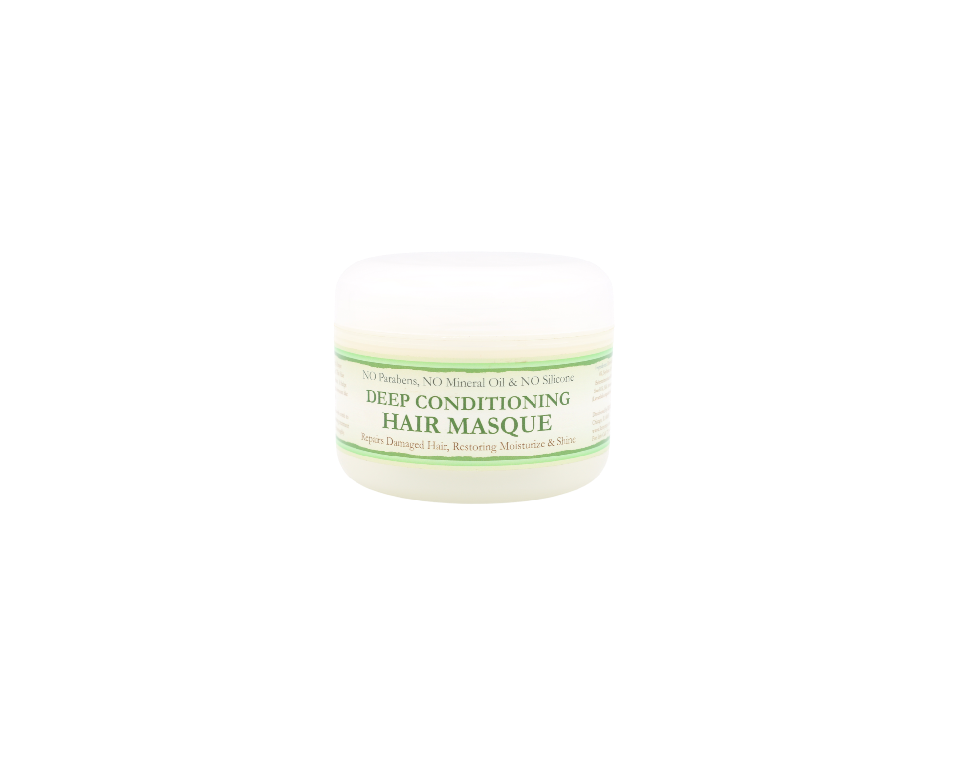Natural Silk Deep Conditioning Hair Masque