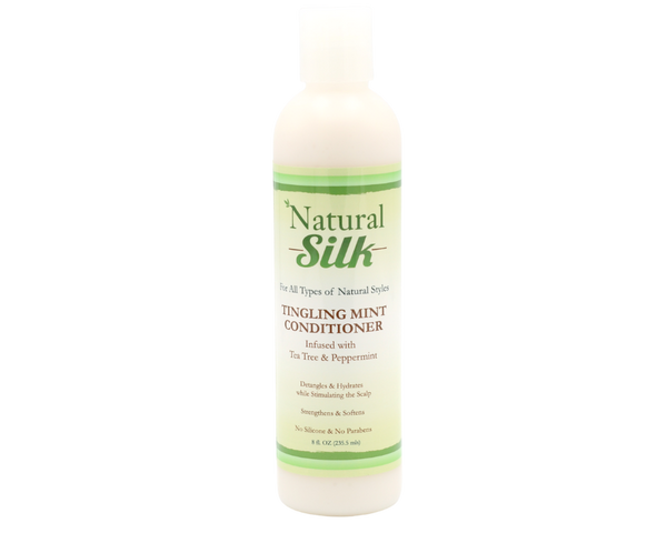 Natural Silk Tingling Mint Conditioner