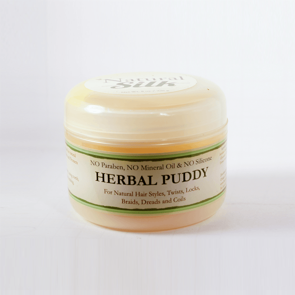 Natural Silk Herbal Puddy