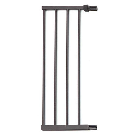 "Midwest 2929SG-11 Steel Pressure Mount Pet Gate Extension 11"" - PetGateCentral.com"