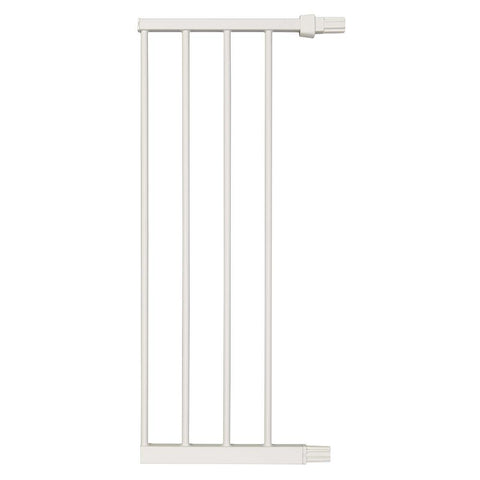 "Midwest 2929SW-11 Steel Pressure Mount Pet Gate Extension 11"" - PetGateCentral.com"