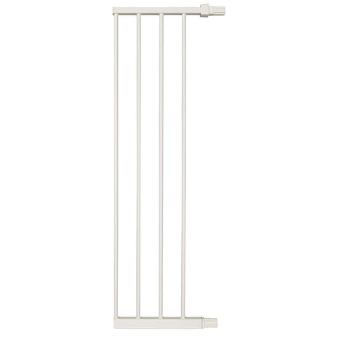 "Midwest 2939SW-11 Steel Pressure Mount Pet Gate Extension 11"" - PetGateCentral.com"