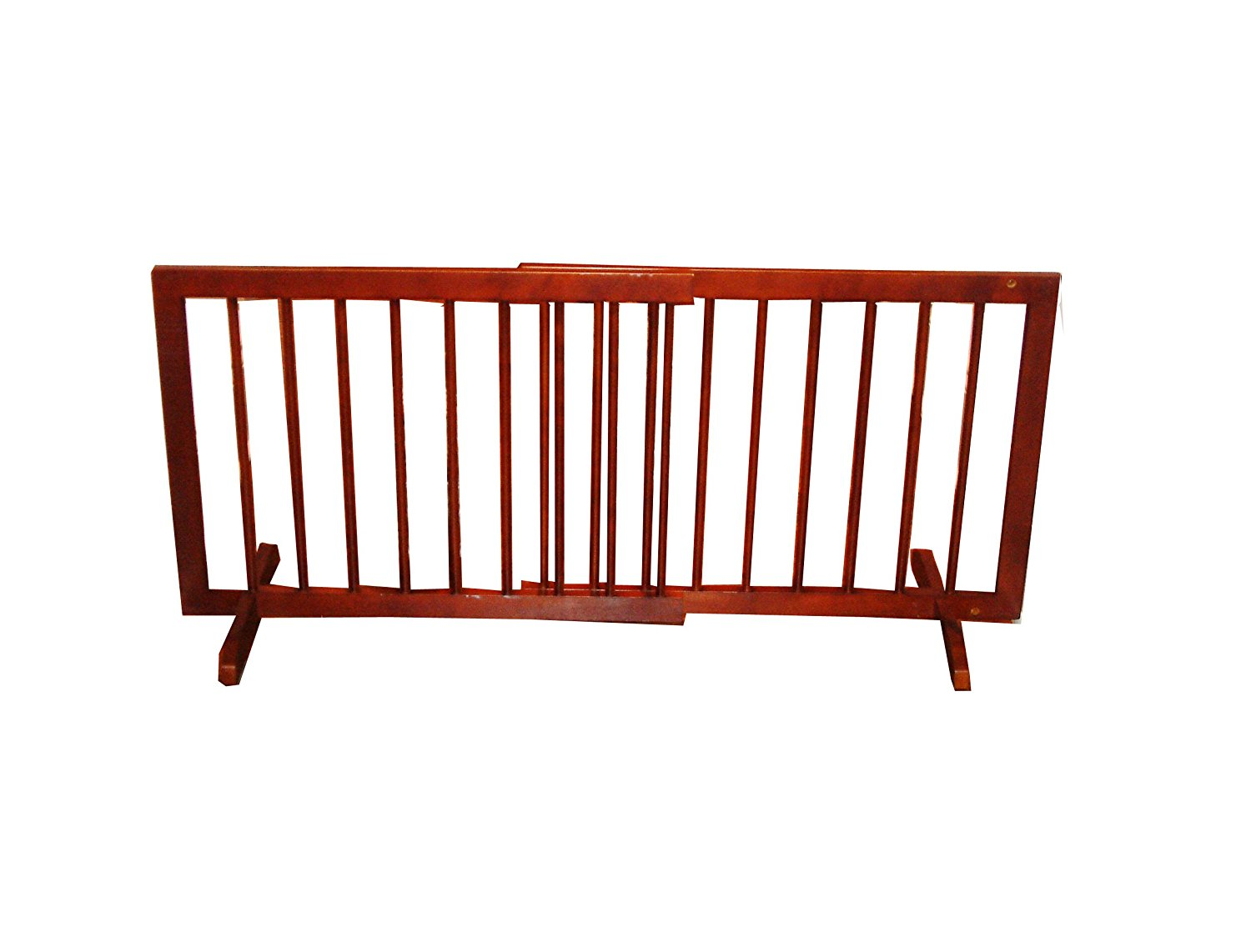 Cardinal Gates Sg-1-wa Step Over Free Standing Pet Gate