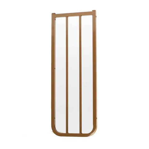 Cardinal Gates BX1-BR Stairway Special Outdoor Gate Extension - PetGateCentral.com