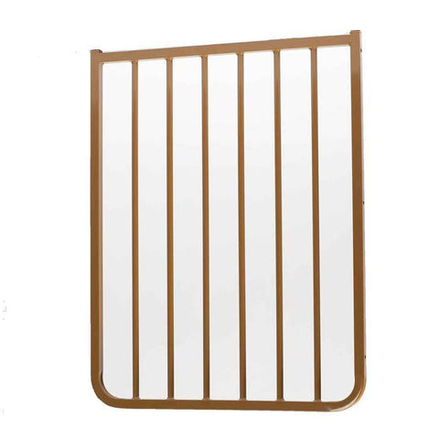 Cardinal Gates BX2-BR Stairway Special Outdoor Gate Extension - PetGateCentral.com