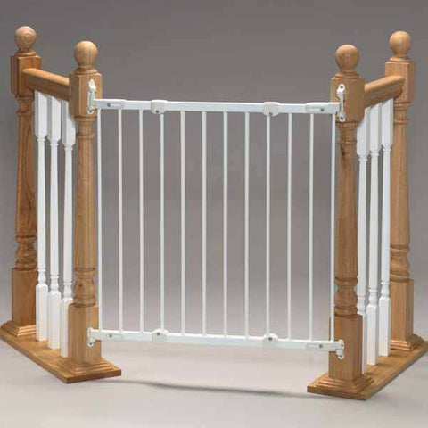 Kidco G2100 Angle Mount Safeway Wall Mounted Pet Gate
